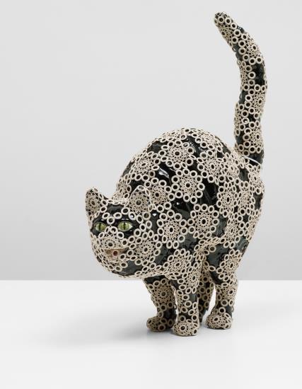 Joana Vasconcelos-Untitled (Cat)-2012