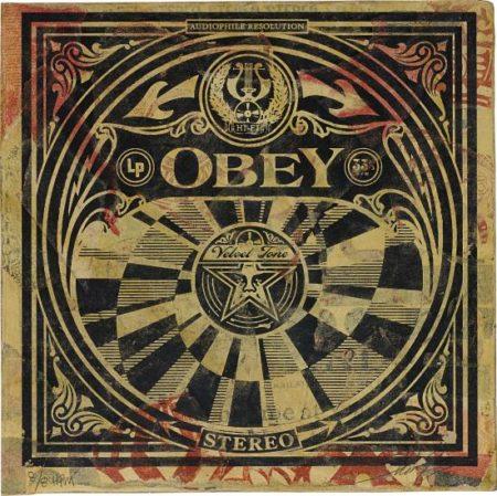 Shepard Fairey-Velvet Tone-2010