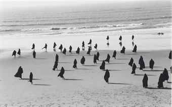 Shirin Neshat-Untitled, from the series 'Rapture'-1999