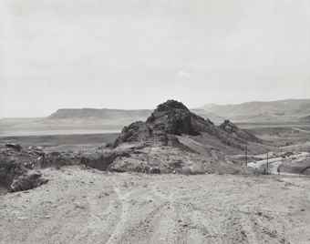 South of the Rocky Flats Nuclear Weapons Plant, Jefferson County, Colorado-1976