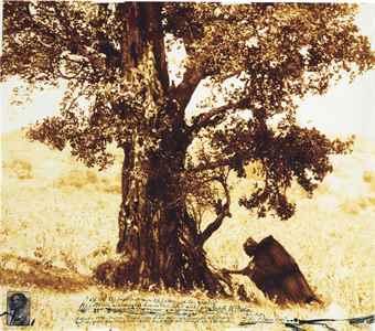 Peter Beard-Medicine Man Ol Lenana-1990