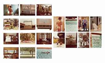 David Hockney-Twenty Photographic Pictures by David Hockney-1976