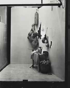 Still Life (with Mouse), New York-1947