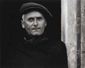 Paul Strand-Day Labourer, Luzzara-1953