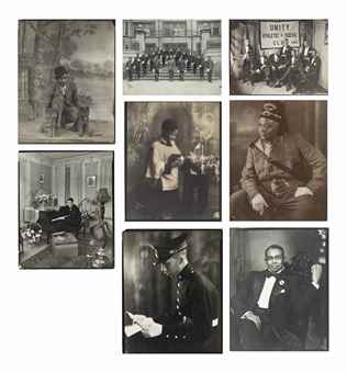 James Van Der Zee-Eight Portraits-1930