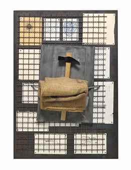 Jannis Kounellis-Senza titolo (Untitled)-2002