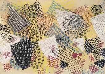 Tancredi-Senza titolo (Untitled)-1953