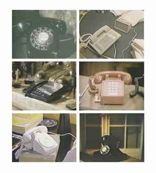 Christian Marclay-Telephones-1995