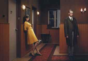 Erwin Olaf-The Hallway (from the series Hope)-2005