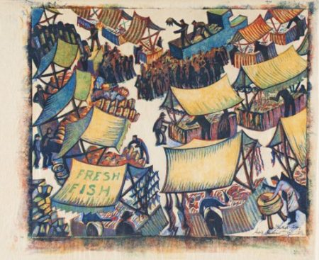 Sybil Andrews-Market Day (Coppel Sa 38)-1936