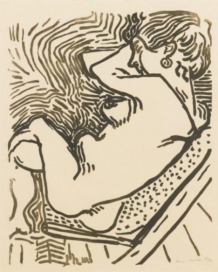 Henri Matisse-Le Grand Bois (Duthuit 317)-1906