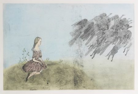 Kiki Smith-Come Away From Her (After Lewis Carroll)-2003