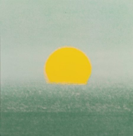 Andy Warhol-Sunset (See F. & S. II.85 - 88)-1972