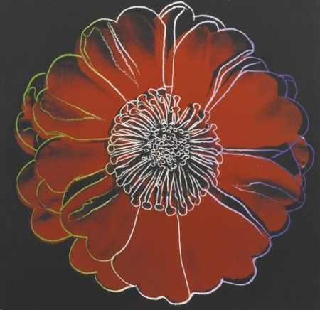Andy Warhol-Flower For Tacoma Dome (F. & S. IIIa.19A)-1982