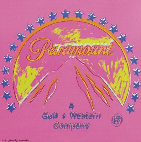 Andy Warhol-Paramount (F. & S. IIb.352)-1985