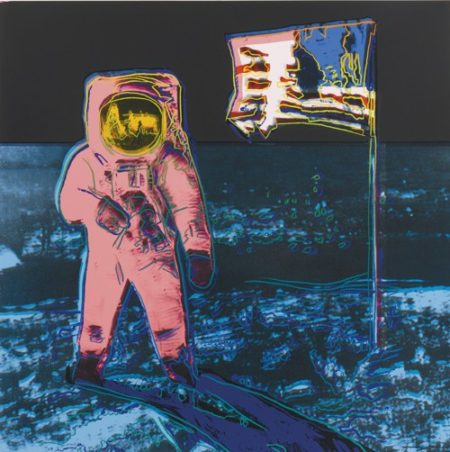 Andy Warhol-Moonwalk (F. & S. II.405)-1987