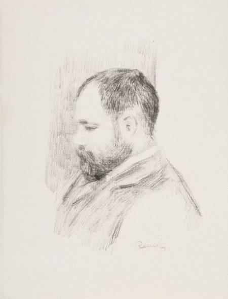 Pierre-Auguste Renoir-Ambroise Vollard (Delteil 37)-1904