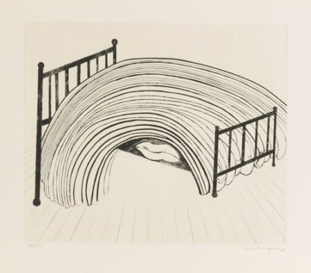Louise Bourgeois-Bed I-1997