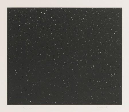 Vija Celmins-Comet-1992