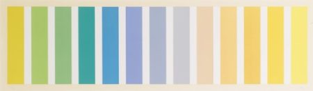 Ellsworth Kelly-Spectrum (A. 90)-1973