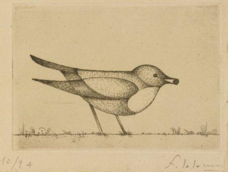 Francois-Xavier Lalanne-L'Oiseau (Bonne Annee)-