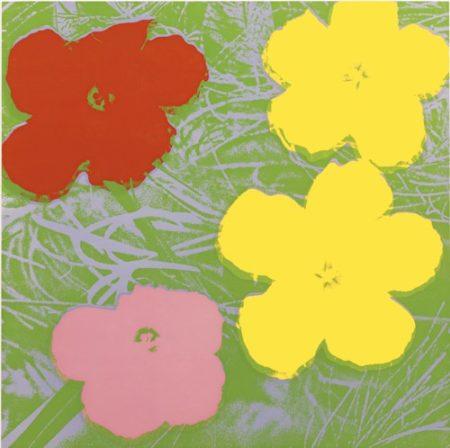 Andy Warhol-Flowers (F. & S. II.65)-1970