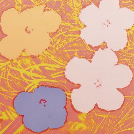 Andy Warhol-Flowers (F. & S. II.69)-1970