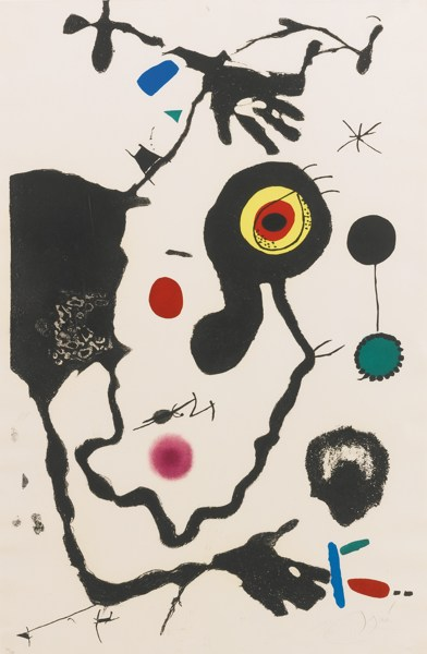 Joan Miro-Barcelona (Cramer Bks. 173)-1973