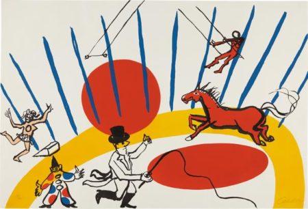 Alexander Calder-The Circus-1975