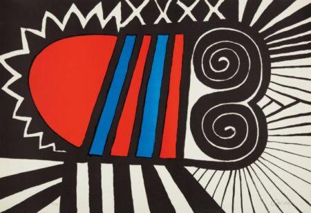 Alexander Calder-Papoose-1969