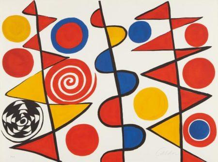Alexander Calder-Pennants-1965