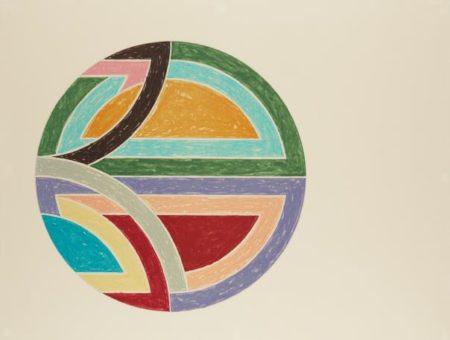 Frank Stella-Sinjerli Variation I, From Sinjerli Variations-1977