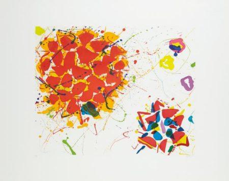 Sam Francis-Senza Titolo Ii-1987