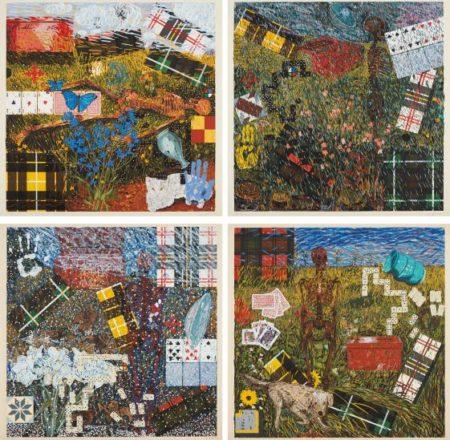 Jennifer Bartlett-The Four Seasons-1993