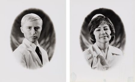 Cindy Sherman-Untitled (Doctor And Nurse Diptych)-1987