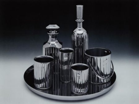Jeff Koons-Baccarat Bar Set, From Luxury And Degradation-1986