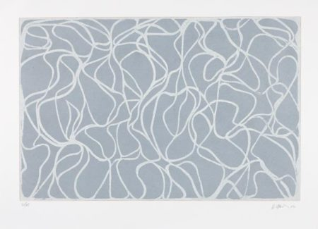 Brice Marden-Winter Muse-2002
