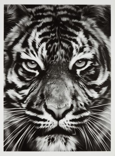 Robert Longo-Untitled (Leo)-2013