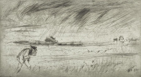 James Abbott McNeill Whistler-The Storm-1861
