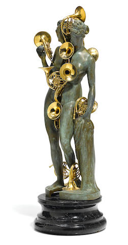 Arman-Untitled (Venus aux French Horns)-2002