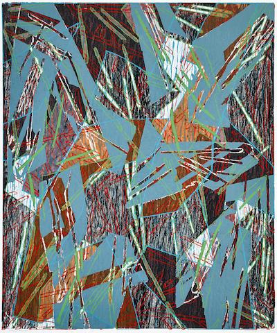 Charles Arnoldi-Untitled (JHA-10264)-1987