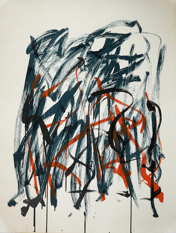 Joan Mitchell-Brush-1981