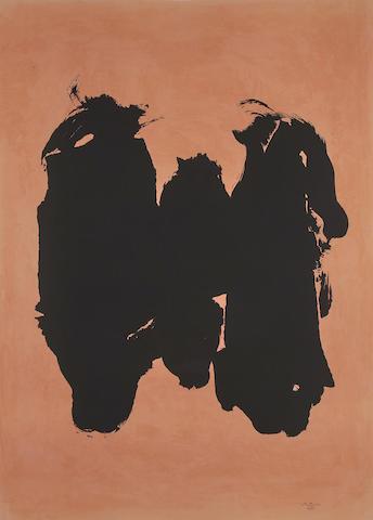 Robert Motherwell-Three Figures-1989