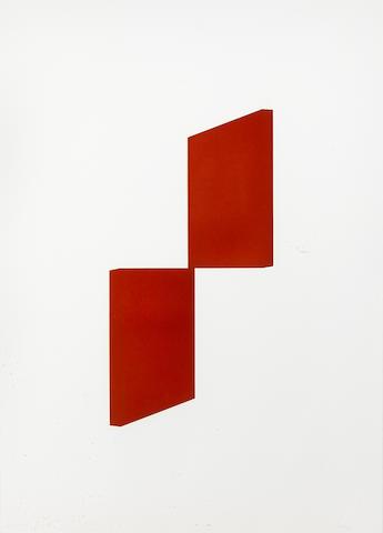 Robert Therrien-No Title (Doors)-1996