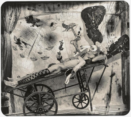 Joel-Peter Witkin-The Aleph-2001