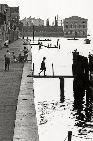 Fondamenta Nuove, Venice-1959