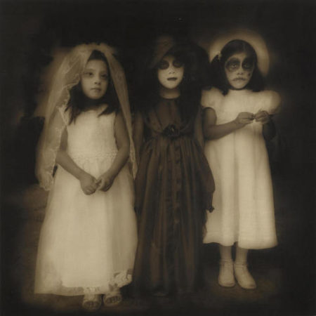 Jack Spencer-Ninas, dia de los muertos (Girls, Day of the Dead)-2000