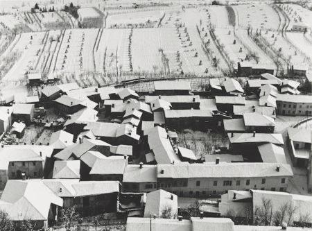Elio Ciol-Pinzano sette lo neve-1957