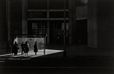 Ray Metzker-Philadelphia, from the series 'City Whispers'-1981