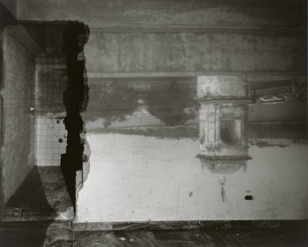 Abelardo Morell-Camera Obscura Image of La Giraldilla de la Habana in Room with Broken Wall, Havana, Cuba-2002